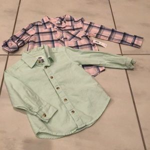 Old navy button down shirts